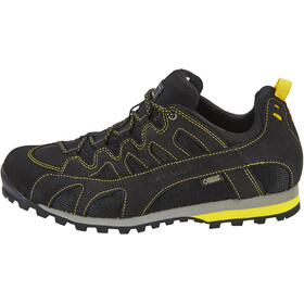 Garmont Mystic Flow Surround Chaussures Homme, black/yellow